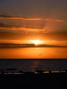Sunset at Siesta Key (Sarasota, FL)