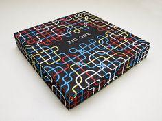 Big One - Board game by Jacopo Pulcini, via Behance