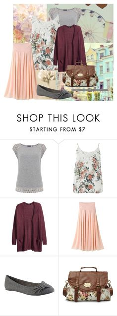 """Untitled #457"" by actuallyithappens ❤ liked on Polyvore featuring Polaroid, Mint Velvet, Dorothy Perkins, H&M and Call it SPRING"
