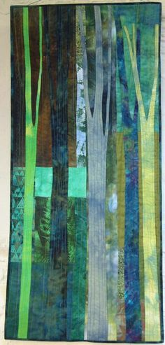 Green Trees by Helen Howes -- add trees as a side panel...