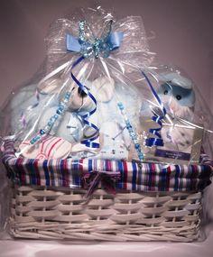 Baby Boy Gift Basket, £42.99
