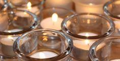 Online eine Kerze anzünden mit eigenem Wunsch, Gebet o.ä. Tolle Idee :-)