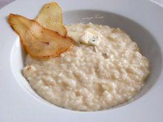 Risotto de Gorgonzola y Pera / Gorgonzola and Pear Risotto