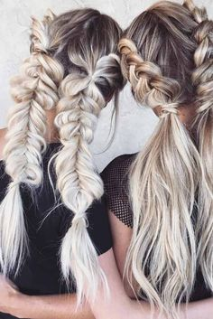 44 Simple DIY French Braid Ponytail Hairstyles Ideas Also, as with whatever you put on your entire body, please do whatas commonly known as a patch test first. French Braid Ponytail, Braided Ponytail Hairstyles, Pretty Hairstyles, Hairstyles 2018, Rope Braid, Fishtail Braids, Simple Hairstyles, Braid Hair, African Hairstyles
