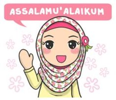 Bunga back again with new stickers that you can use everyday, let's use this stikers for you daily conversation Party Girl Quotes, Funny Girl Quotes, Hijab Drawing, Islamic Cartoon, Anime Muslim, Hijab Cartoon, Whatsapp Wallpaper, New Sticker, Wedding With Kids