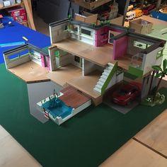 Mit Pool #iloveplaymo #Playmobil #Playmobil #playmobilove #playmobilfans #plasticculture #playmocustom #clicks #costum #geobra #toyphotograhpy #toyplanet #toycommunity #instaplaymo #bjoernsklickys