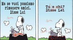 Snoopy Amici