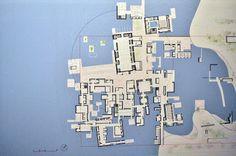 MY ARCHITECTURAL MOLESKINE®: JEAN NOUVEL: LOUVRE MUSEUM, ABU DHABI