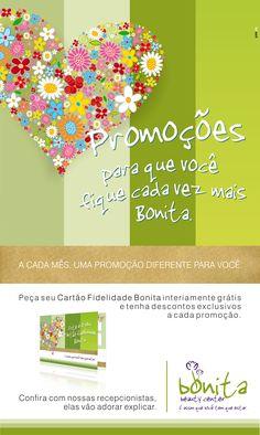 Material Promocional - Bonita Beauty Center