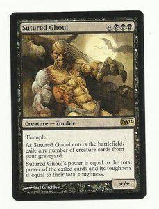 Sutured Ghoul x1 Magic Card: $0.99