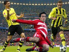 Trikottausch: Überläufer zwischen FCB und BVB