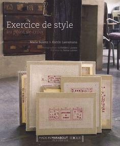 EXERCICES DE STYLE AU POINT DE CROIX by MARIE SUAREZ http://www.amazon.ca/dp/2501061942/ref=cm_sw_r_pi_dp_lS-4tb1QHK230