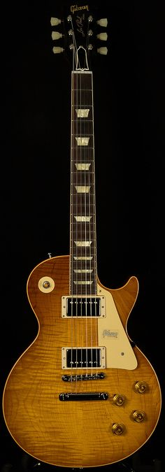 Gibson Custom Shop, Les Paul Guitars, Les Paul Standard, Gibson Guitars, Gibson Les Paul, Bass, Lowes, Double Bass
