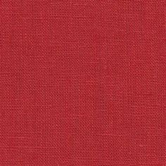 POMPEIAN RED 5.3 oz linen = Caraco c. 1770 from J. Ryan's patterns