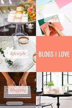 Behind the Blog: Blogs I Love // Twin Stripe