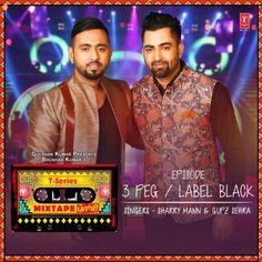 3 Peg-Label Black Mp3 Song Punjabi T-Series Mixtape