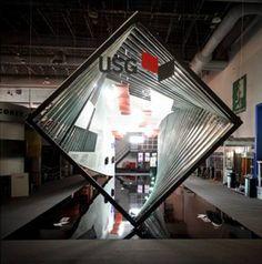Stands Expo Cihac 2008-2013 / USG