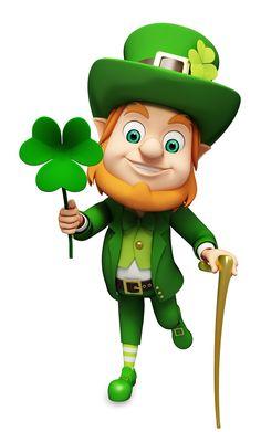 Descarga la historia de San Patricio/St. Patrick