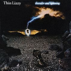 Thin Lizzy - Thunder And Lightning at Discogs