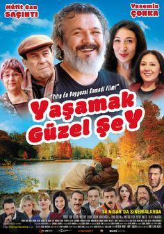 Yaşamak Güzel Şey izle filmi 2017 yılında Türkler tarafından çıkarılmış bir dram ve komedi filmidir. Filmde genel olarak hayat dersi vermek üzerine bir sürü ders alıcı olay bulunmaktadır. İçerde nin miniğininde bulunduğu bu film Hdfilmdefteri.com farkı ile sizlerle. http://www.hdfilmdefteri.com/yasamak-guzel-sey-full-hd-izle-yerli-film/
