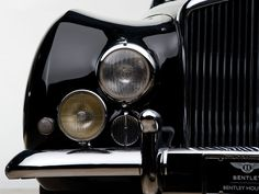 1955 Bentley R-Type Continental Sports Saloon by H.J. Mulliner | The Andrews Collection 2015 | RM Sotheby's