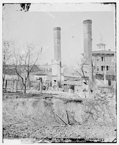 General shermans march to the sea google search charlie orr close up of destruction of the atlanta female institute it seems a pity to fandeluxe Gallery