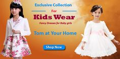 Exclusive Collections for baby Girls #Tomatyourhome