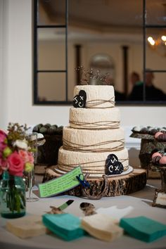 Wedding Wednesday: The Craft Wedding Photo by Tara Lilly Design & Photography