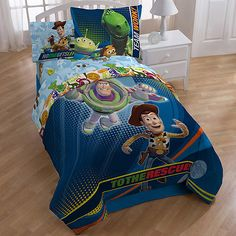 Disney Toy Story Rescue Bedding Comforter