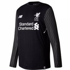 Liverpool Bramkarskie Koszulka Wyjazdowych 2017-2018 Długi Rękaw Liverpool, Manchester United, Premier League, Adidas Jacket, Arm, Athletic, Long Sleeve, Sleeves, Sweaters