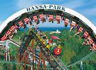 #Ticket  1 Ticket Hansapark für Erwachsene  1 Eintrittskarte Tageskarte Hansa Park #nederland