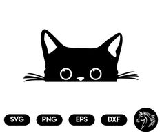Cat Lover Gifts, Cat Gifts, Bandana, Cat Clipart, Cat Boarding, Art File, Party Accessories, Wedding Supplies, Svg Files For Cricut