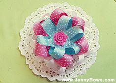 분당리본공예JennyBows  www.JennyBows.com / 스토리 채널 : bows80 뽀글뽀글 퐁퐁 보우