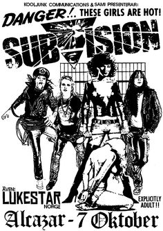 SUBVISION POSTER