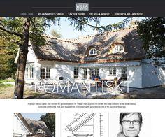 Unika hus – Willa Nordic