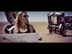 Depeche Mode - Route 66 - unofficial music video - YouTube