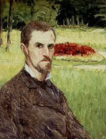 Gustave Caillebotte-Selbstbildnis Impressionist Artists, Reproduction, Kandinsky, Renoir, Oeuvre D'art, Oil Paintings, Van Gogh, Art Forms, Painting & Drawing