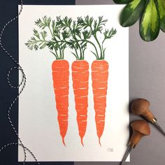 Colourful Carrots Now available in the shop!