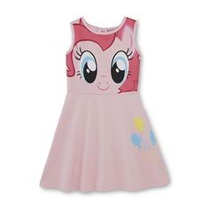 My Little Pony Fit & Flare Dress - Pinkie Pie