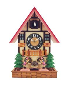 I did not get you this clock. You're welcome....  Control Brand Alpine Cuckoo Clock, As It Is, http://www.myhabit.com/redirect/ref=qd_sw_dp_pi_li?url=http%3A%2F%2Fwww.myhabit.com%2Fdp%2FB000LN8H60%3F