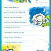 Minä osaan -tehtäväsivuja lapsille | Neuvokas perhe