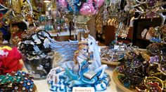 Precious, sparkling fairies and bling... and much more mature and valuable things! All here at SPARKLE SEDONA in Uptown.
