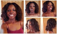 Tomes Edition: Wash Day With Flexi-Rods…