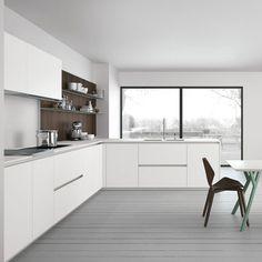 Mobili per cucina: Cucina Aspen [d] da Doimo Cucine