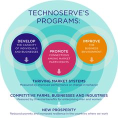 TechnoServe works as a catalyst and partner to improve market systems in the developing world. These efforts set in motion a cycle of development that helps . Theory Of Change, Strategic Planning, Helping People, Behavior, Marketing, Business, Google, Image, Design