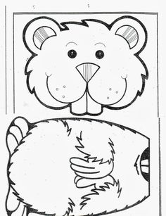 groundhog printables groundhog coloring pages best coloring pages for kids Kindergarten Groundhog Day, Groundhog Day Activities, Kindergarten Activities, Preschool Activities, Teach Preschool, Kindergarten Class, Ground Hog Day Crafts, Paper Bag Crafts, Paper Bag Puppets