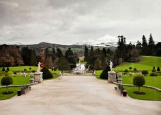 The snow capped Sugarloaf Mountain @thepowerscourt County Wicklow.    photo courtesy of  http://www.larrymcmahonphotography.com/