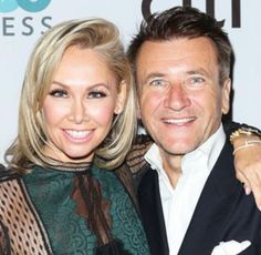 kym and robert herjavec
