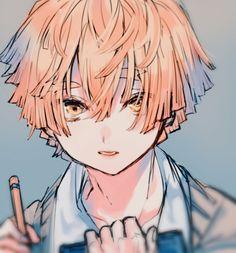 《Kimetsu No Yaiba》Fanart + Doujinshi - Fanart Zenitsu - Página 3 - Wattpad Anime Angel, Anime Demon, Manga Anime, Anime Art, Demon Slayer, Slayer Anime, Demon Hunter, Handsome Anime Guys, Doujinshi