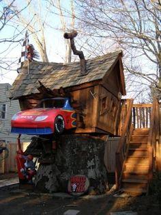 Extreme Tree Houses | silva_makeover/_silva_tree_house:
